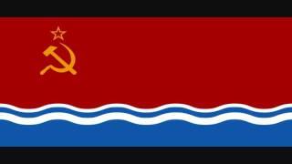 State Anthem of the Latvian SSR (vocal)