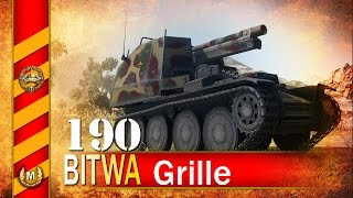 Achtung - babok Grille - BITWA - World of Tanks