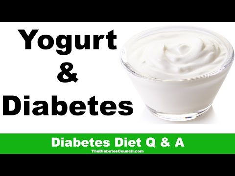 Is Yogurt Good for Diabetes