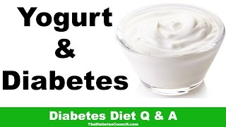 Is Yogurt Good for Diabetes