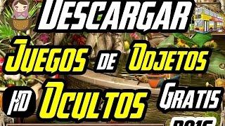 ✔ Descarga Juegos de Objetos Ocultos | Gratis | 2016 | mas de 100 escenarios