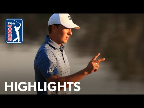 Jordan Spieth shoots 3-under 69 | Round 2 | Arnold Palmer Invitational | 2021