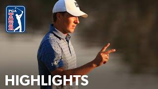 <b>Jordan Spieth</b> shoots 3-under 69 | Round 2 | Arnold Palmer ...