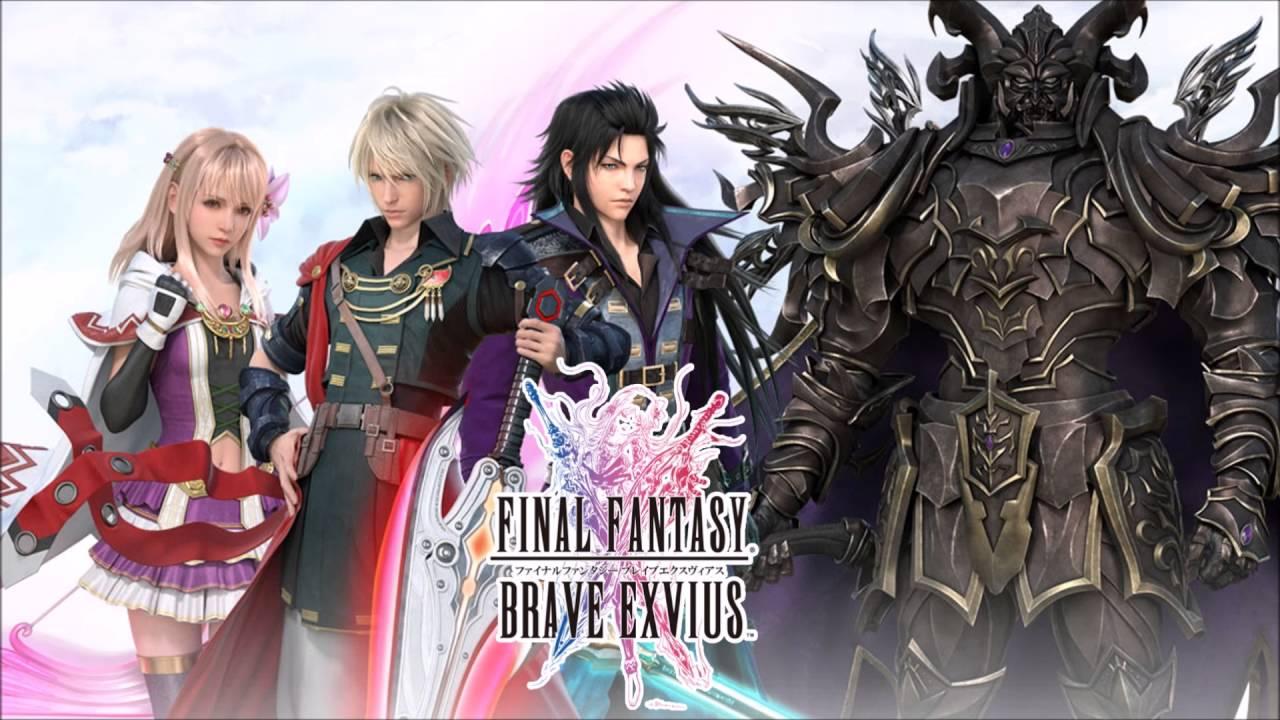 Final Fantasy Brave Exvius OST - Amigo de Chocobo