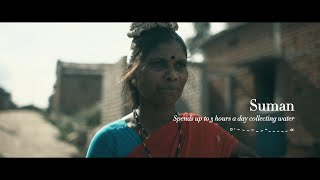 'Walking to Water – Suman's Journey to the Communal Well'   Buy a Lady a Drink   Stella Artois