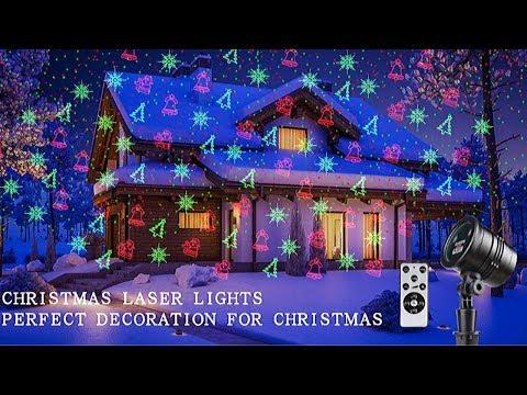 5 Best Laser Christmas Light Projector On Amazon
