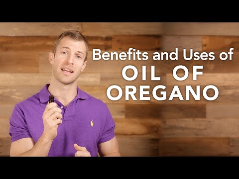 Benefits and Uses of Oil of Oregano