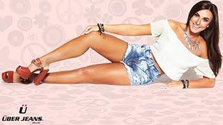 Über Jeans Deluxe - Nicole Bahls