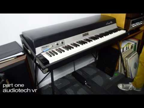 The Fender Rhodes Electric Piano: An In Depth Review