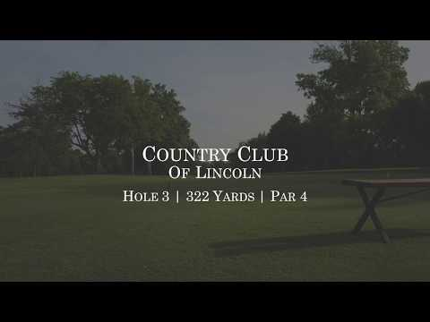 Country Club of Lincoln - Hole #3