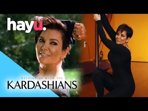 Kris Jenner Is A MILF   Keeping Up With The Kardashians