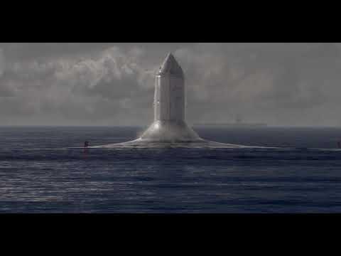 For All Mankind s01e10 post-credits scene. The Sea Dragon launch