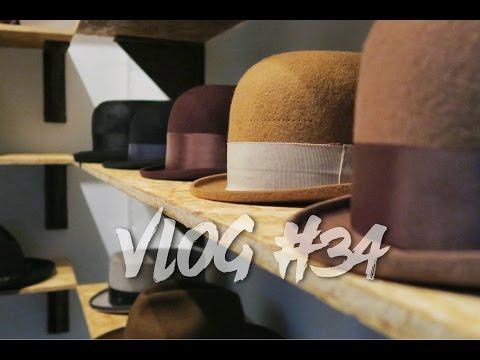 VINTAGE HATS [VLOG #34]