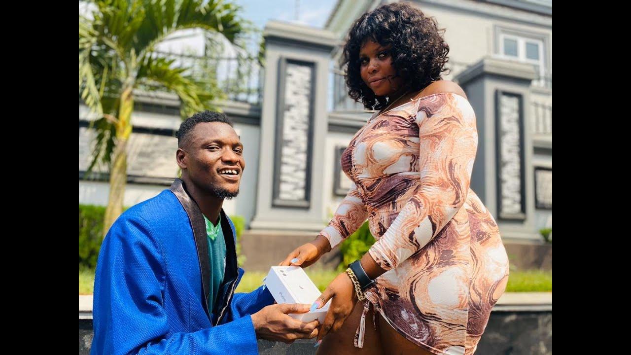 Download Valentine Wahala ; funniest nigeria comedy - latest nigerian comedy 2021