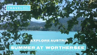 A summer dream | Summer at Wörthersee