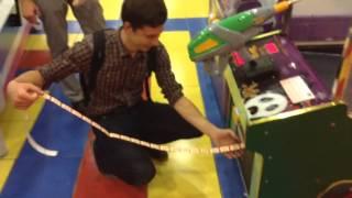 Взломали игровой автомат