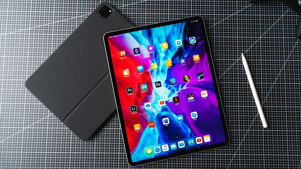 Apple iPad Pro 2020 Review: Better Than Samsung & Microsoft? - YouTube