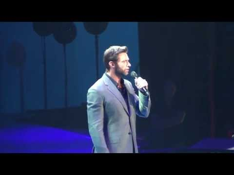 Who am I ? - Les Miserables by Hugh Jackman (Live!)