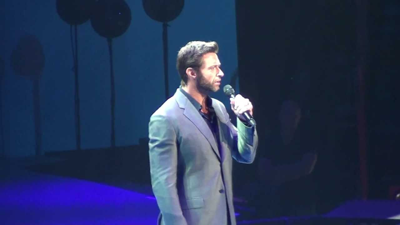 Who Am I Les Miserables By Hugh Jackman Live Youtube