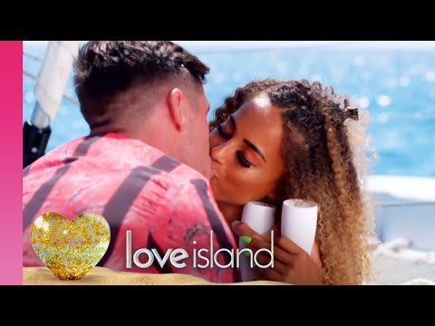 Greg And Amber Set Sail For A Romantic Date | Love Island 2019