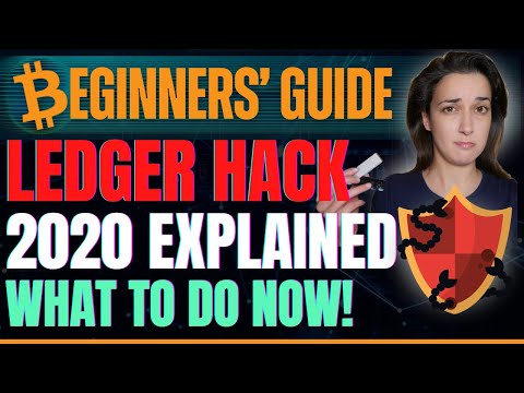 Ledger Hack 2020 Explained! (What to do Now!) - Beginner's Guide