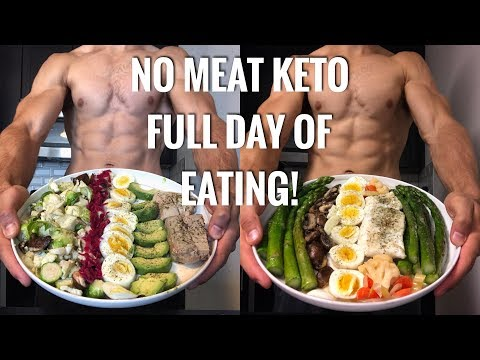 Keto No Red Meat Day Of Eating Youtube