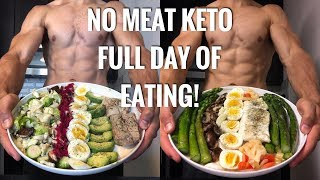 KETO NO RED MEAT DAY OF EATING!