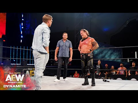 WHAT HAPPENED WHEN ORANGE CASSIDY AND JERICHO FACED OFF? | AEW DYNAMITE 6/3/20, JACKSONVILLE