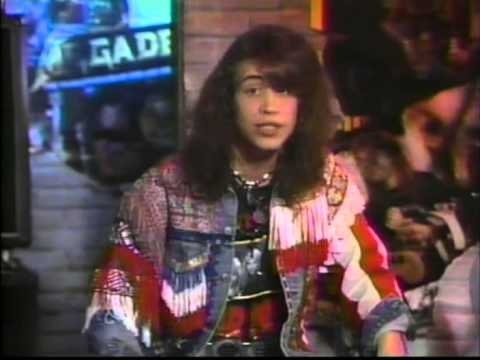 Jake E. Lee jamming, Ray Gillen interview