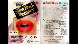 23 SLOW ROCK MEMORY PART 2 [Full Album]HQ