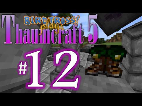 Minecraft Thaumcraft 5 #12 - Boots of the Traveler