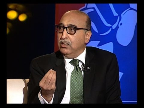 Press Conference Ep 7:Abdul Basit blames India for suspending NSA talks