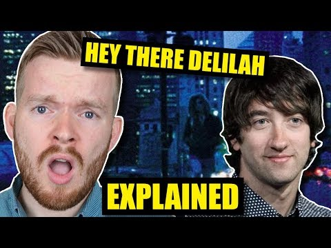 Hey There Delilah Has a DOUBLE Meaning!  Plain White Ts Lyrics Meaning