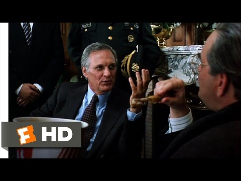 Canadian Bacon (3/12) Movie CLIP - Civilized Men (1995) HD