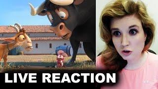 Ferdinand Trailer REACTION