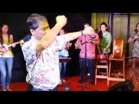 Aloha Tofu Town Grand Opening: Kachashi Okinawan Dance Finale