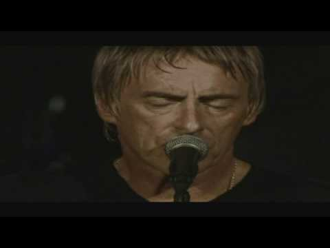 Paul Weller Live - The Butterfly Collector