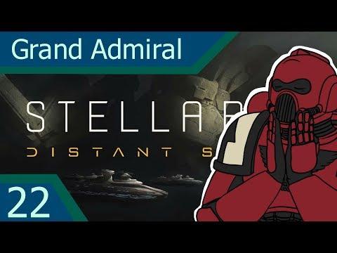 THE GREY TEMPEST (+ Destroying a Gaia) | S2E22 | Stellaris 2.1.1 Grand Admiral Purifier CHALLENGE |