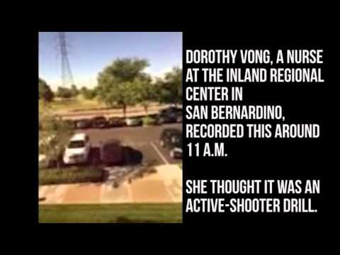 Police storm Inland Regional Center