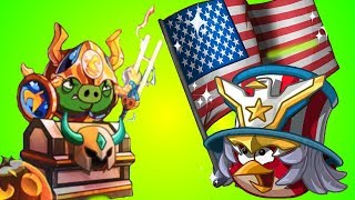 New Event The Apocalyptic Hogriders - Angry Birds Epic (Season 2) -Part 1