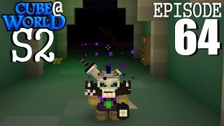 CubeWorld S2: Skellotime 64 - The Real Deal - RPG Alpha Gameplay LP (Rogue)