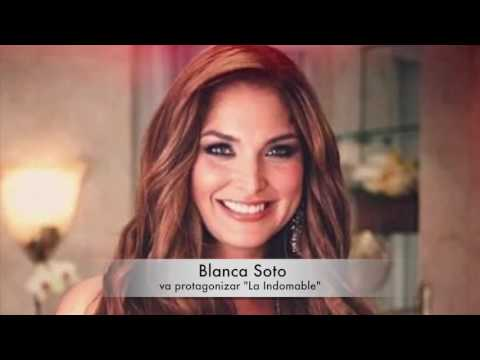 "Blanca Soto va protagonizar ""La Indomable! Noticias Breves"