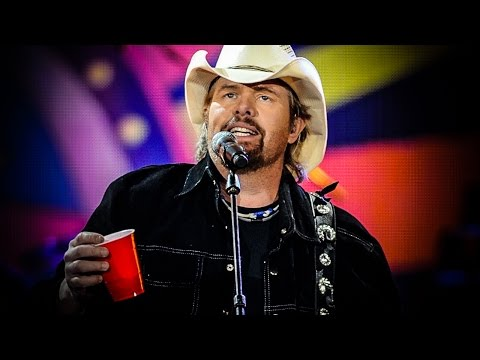 Patriotic Mess: Toby Keith To Perform Men-Only Concert In Saudi Arabia