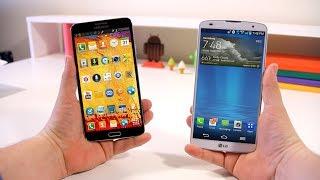 LG G Pro 2 vs Samsung Galaxy Note 3 - Full Comparison