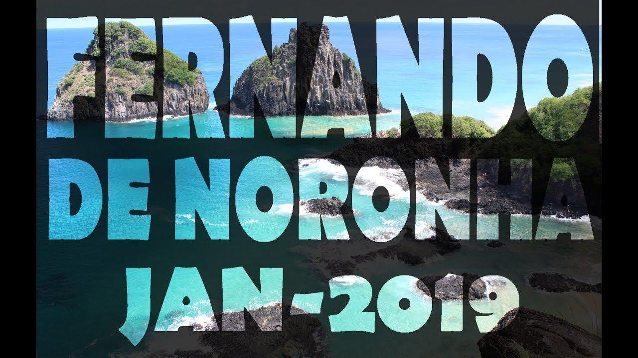 Fernando de Noronha - Pontos Turisticos e Comentários