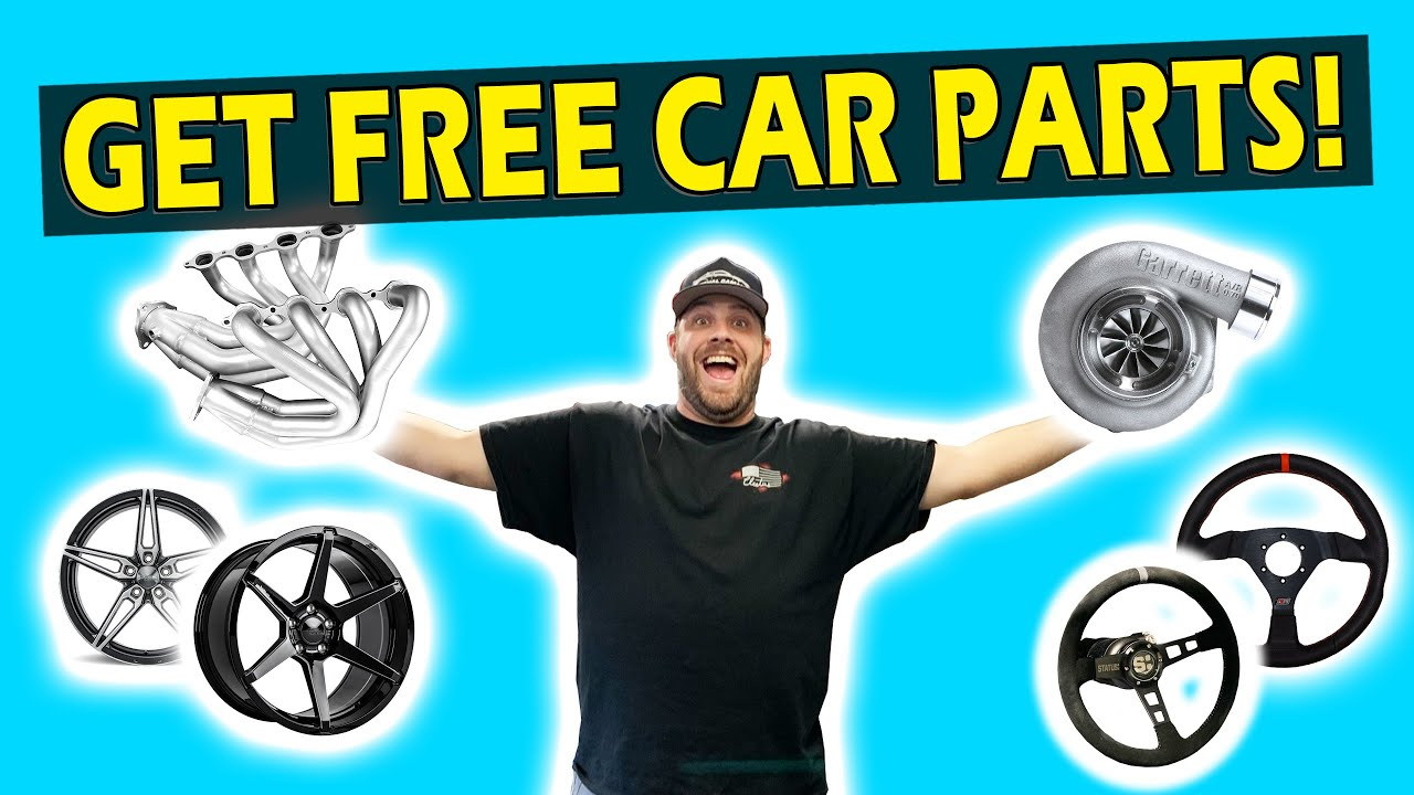 How to Get FREE Car Parts! Sponsorships & Influencer Deals #RealTalk