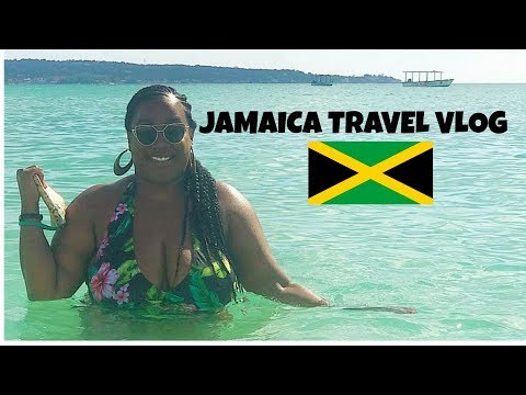 Travel Vlog 2017: Follow Me To Montego Bay & Negril Jamaica