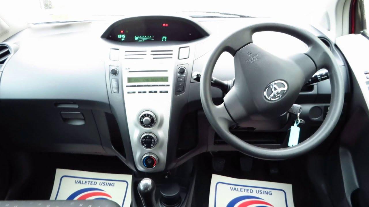 faf25afdee 2007 Toyota Yaris 1.0 VVT-I TERRA - YouTube