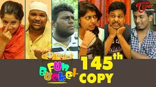 Fun Bucket | 145th Episode | Funny Videos | Telugu Comedy Web Series | By Sai Teja - TeluguOne