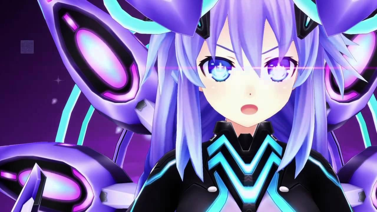 Megadimension Neptunia VII Neptune Next Form - YouTube